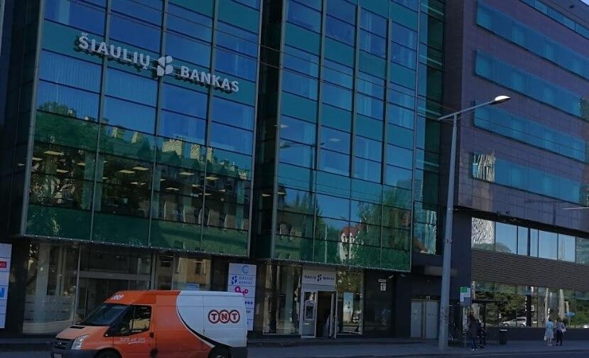 Siauliu bankas in Lithuania